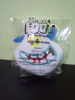 🚚 🆕Small Foot Migo Plush Keyring