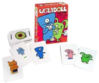🚚 Ugly Doll card game