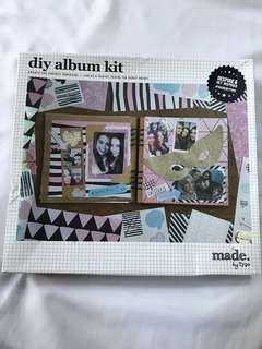 🚚 DIY Album kit
