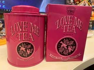 TWG Love Me Tea