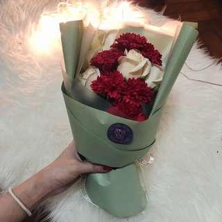 🚚 Valentine's Day Roses Bouquet A