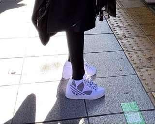 🚚 Looking for Adidas white sneakers