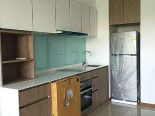 New 2 bed 2 baths for rent. No agent fee for tenants