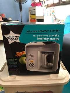 🚚 (LAST PRICE!!) BRAND NEW LIKE Tommee Tippee Food Steam Blender (FOC DELIVERY)