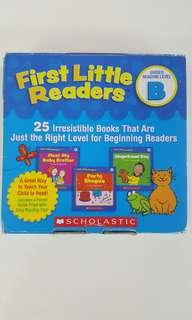 🚚 First Little Readers ( Level B)