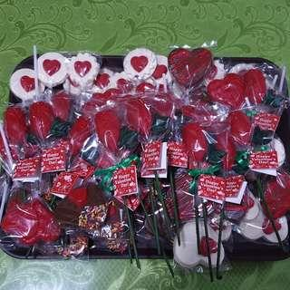 Choco Lollipop