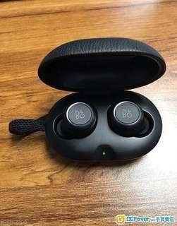 99新Full Set行貨有單 B&O E8 Truly Wireless Earphone(黑色)