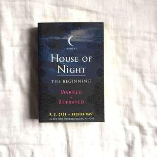 House of Night 2 books in 1 #febp55