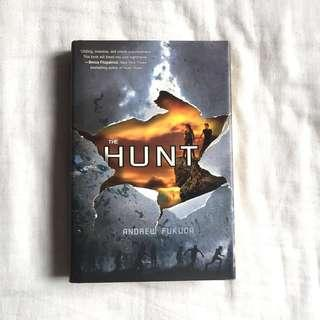 The Hunt by Andrew Fukuda #mfeb20