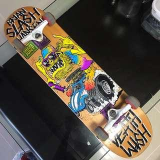 DeathWish Skateboard Full Set