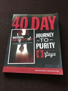 Journey To Purity For Guys