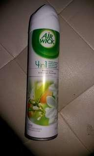 Air wick room freshener