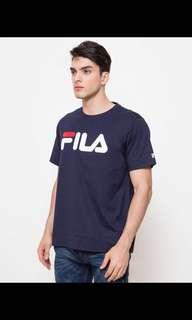 3088d421b4e Authentic FILA Shirt in Navy