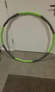 Hula hoop - detachable