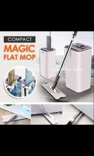 Compact Magic Flat Mop