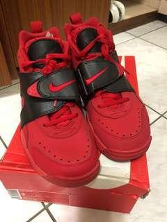 🚚 Nike AIR VEER 魔鬼氈紅