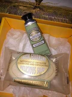 L'OCCITANE Amande (Almond) Set