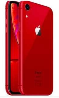 Iphone Xr 256GB red colour