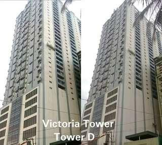 No Down or Rent to Own 2BR Condo Unit in Timog QC near Cubao for Sale