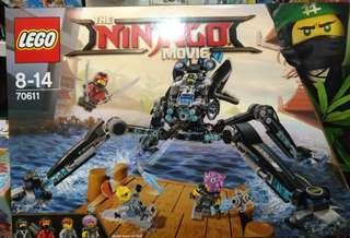 Lego 樂高 70611 Ninjago Water Strider