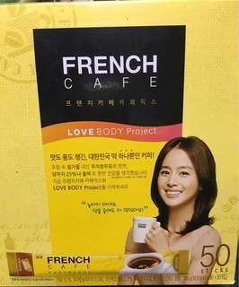 韓國三和一French CAFE(即期)