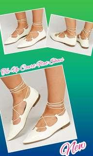 White shoes SIZE 36-41
