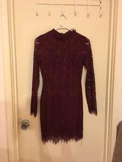 BNWT lace dress