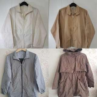 Jaket murah serba 100rb