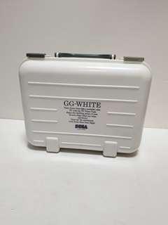 Vintage GG white limited edition Sega game gear box