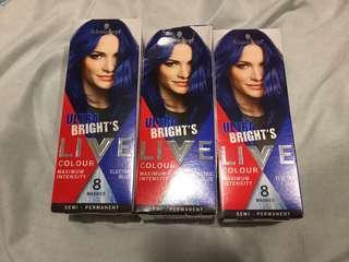 Blue Hair Dye