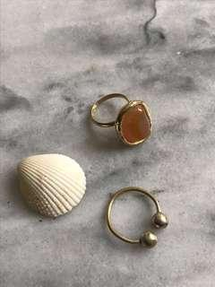 Set of Mexican rings