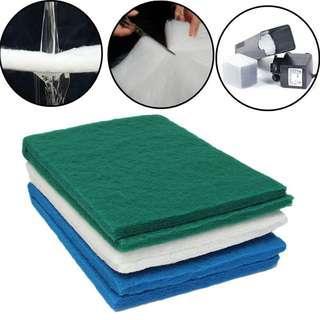 Aquarium Fish Tank Biochemical Filter Cotton Sponge Foam Filter sheet