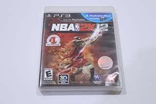 PS3: NBA 2K12