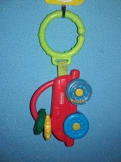 Fisher Price hanging Toys