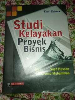 Buku Studi Kelayakan Proyek Bisnis Suad Husnan