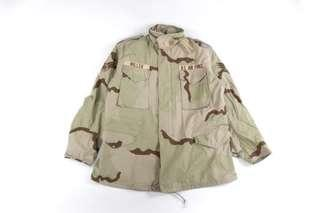 Classic Military Army Camouflage Jacket