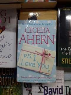 Ps. I love you by cecelia ahern