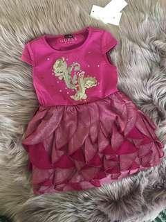 🆕 Guess Kids Dress size 2y