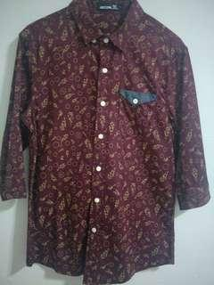 Recoil Red Shirt