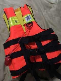 Toddler kid child life vest life jacket