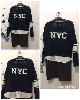 Tunik import stretch NYC