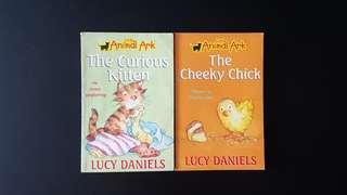 🚚 Preloved Storybooks: Set of 2 Little Animal Ark