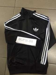 Jaket adidas original firebird black