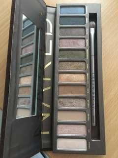 URBAN DECAY UD original Naked eyeshadow makeup palette