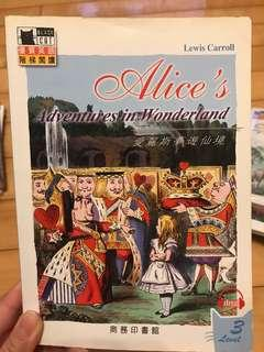 Alice's Adventures in Wonderland 愛麗絲夢遊仙境