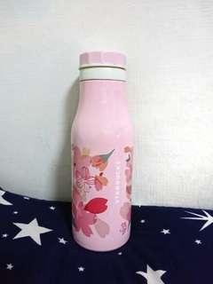 日本限定-星巴克/櫻花系列不鏽鋼保溫瓶