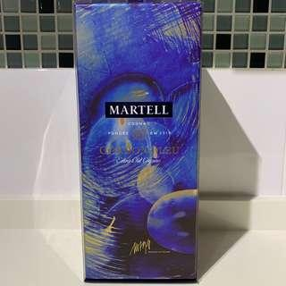 MARTELL CORDON BLEU Extra Old Cognac 1 litre LIMITED EDITION