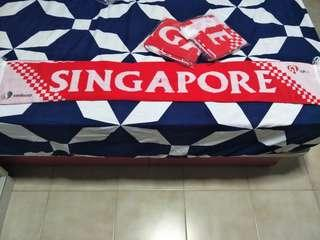 Singapore Scarf