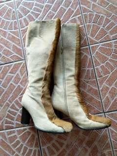 Fendi winter boots
