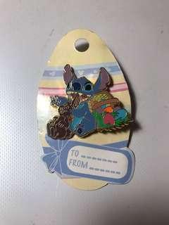 迪士尼襟章 Disneyland Pin 史迪仔 Stitch